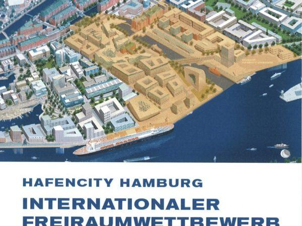 Freiraumplanung Quartier Magdeburger Hafen, 2006