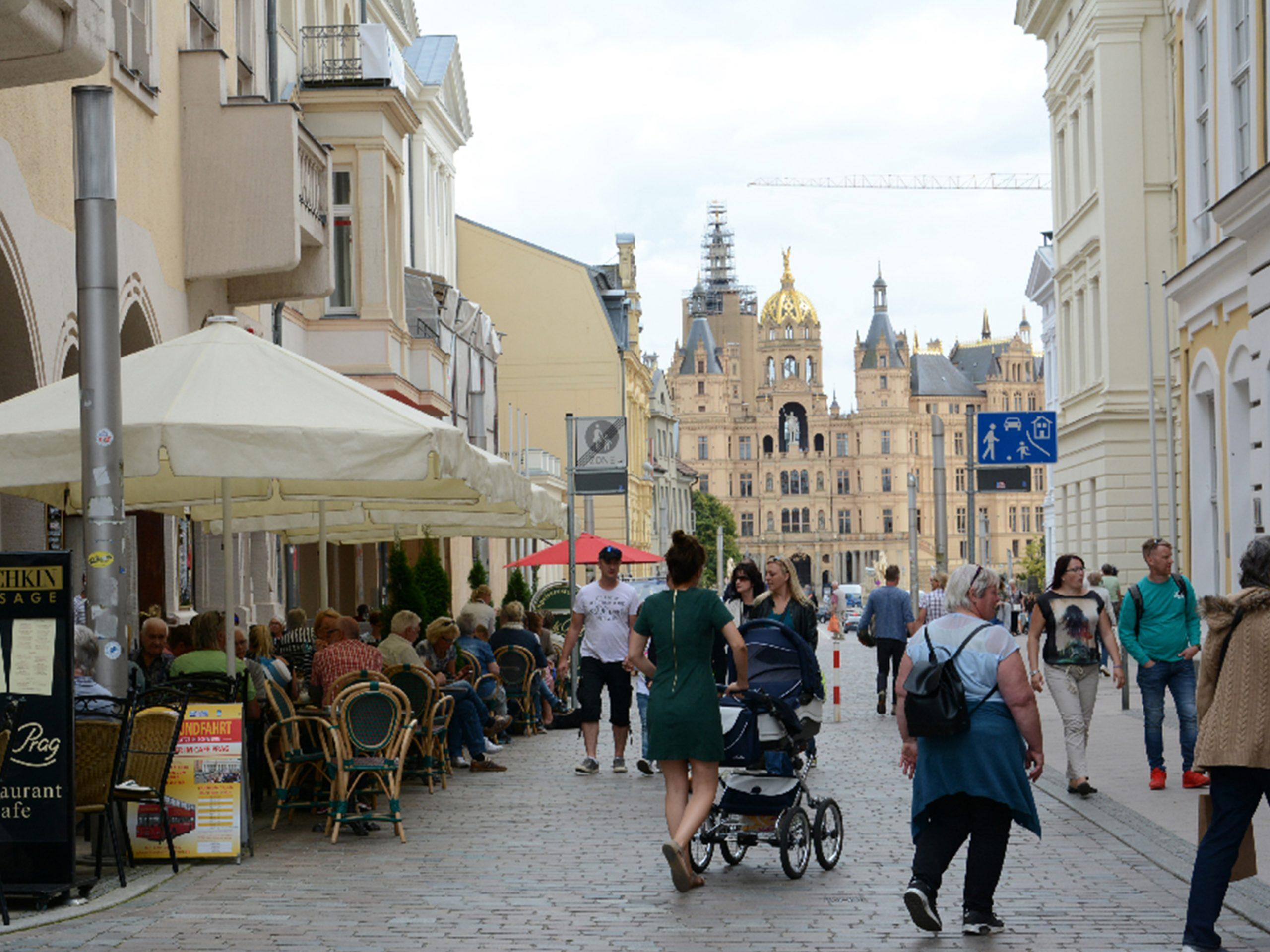 Gut Leben in der Stadt. Foto: BHF.