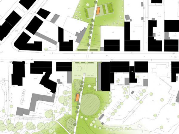 Neustrelitz, Städtebauliche Neuordnung, 2006