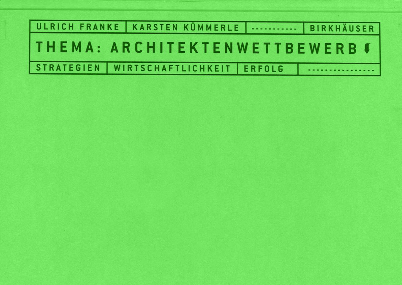 Architektenwettbewerb, 2005