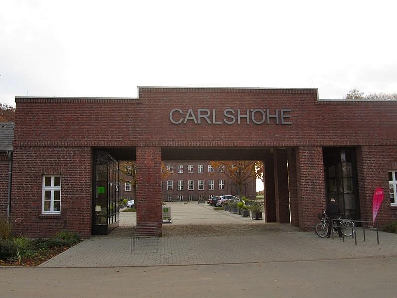 Eckernförde, Konversion Carlshöhe