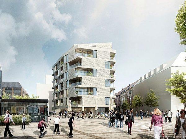 Kiel, Haus 5 | bbp : architekten bda Kiel, 2013