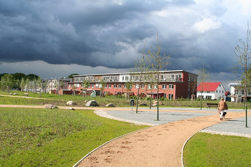 Kiel, Suchsdorf an der Au