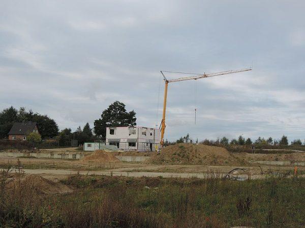 Klein Wittensee, Konversion Mobilmachungsstützpunkt