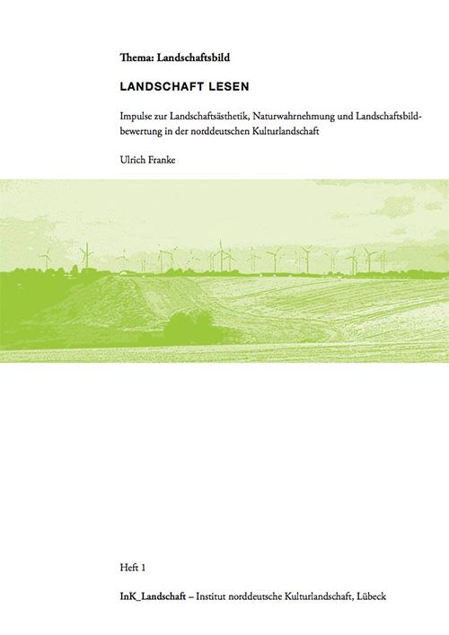 Landschaft Lesen, 2008