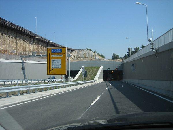Lübeck, LBP Ersatzbauwerk Herrenbrücke