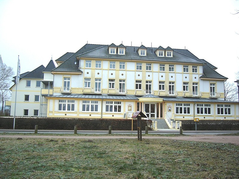 Plau am See, Erweiterung Hotelanlage Strandhotel