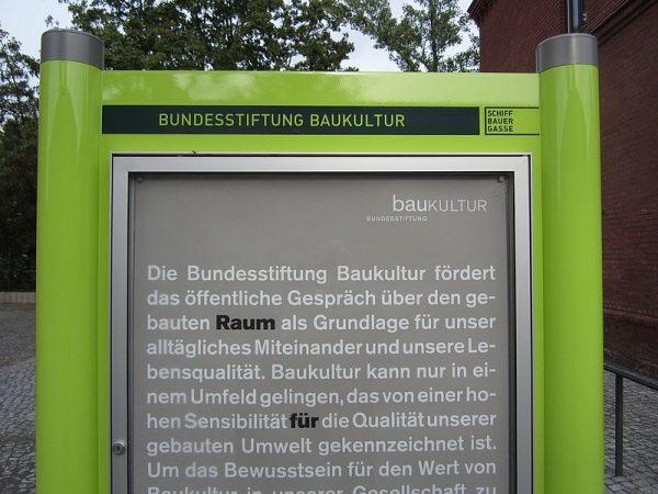 Potsdam, Preise der Baukultur, 2011