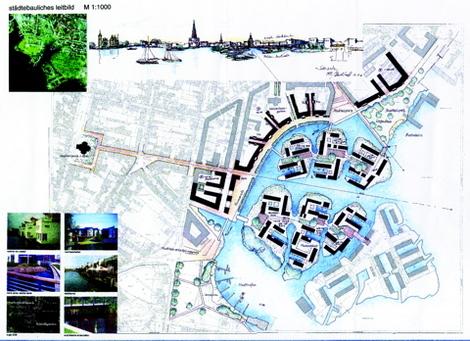 Schwerin, Bauforum Werdervorstadt, 2000