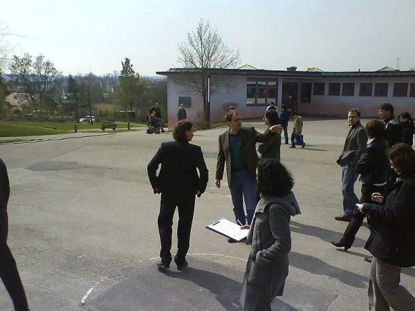 Wört, Freiflächen Konrad-Biesalski Schule, 2008