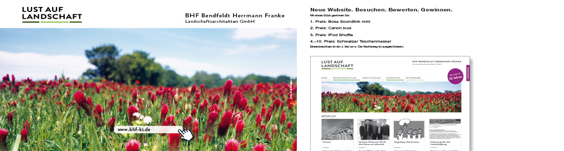 2015 Neue Website