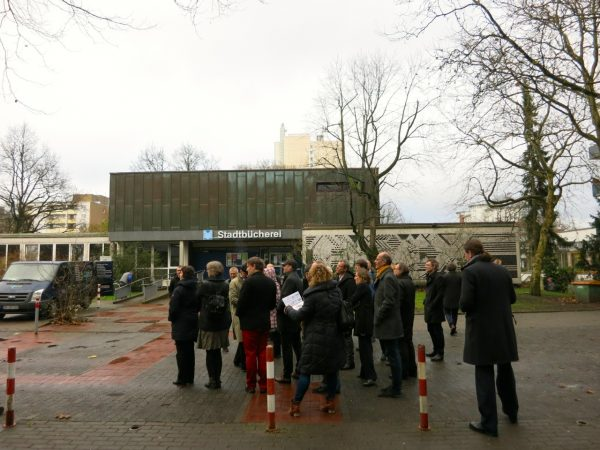Norderstedt , Neubau Bildungshaus, 2017