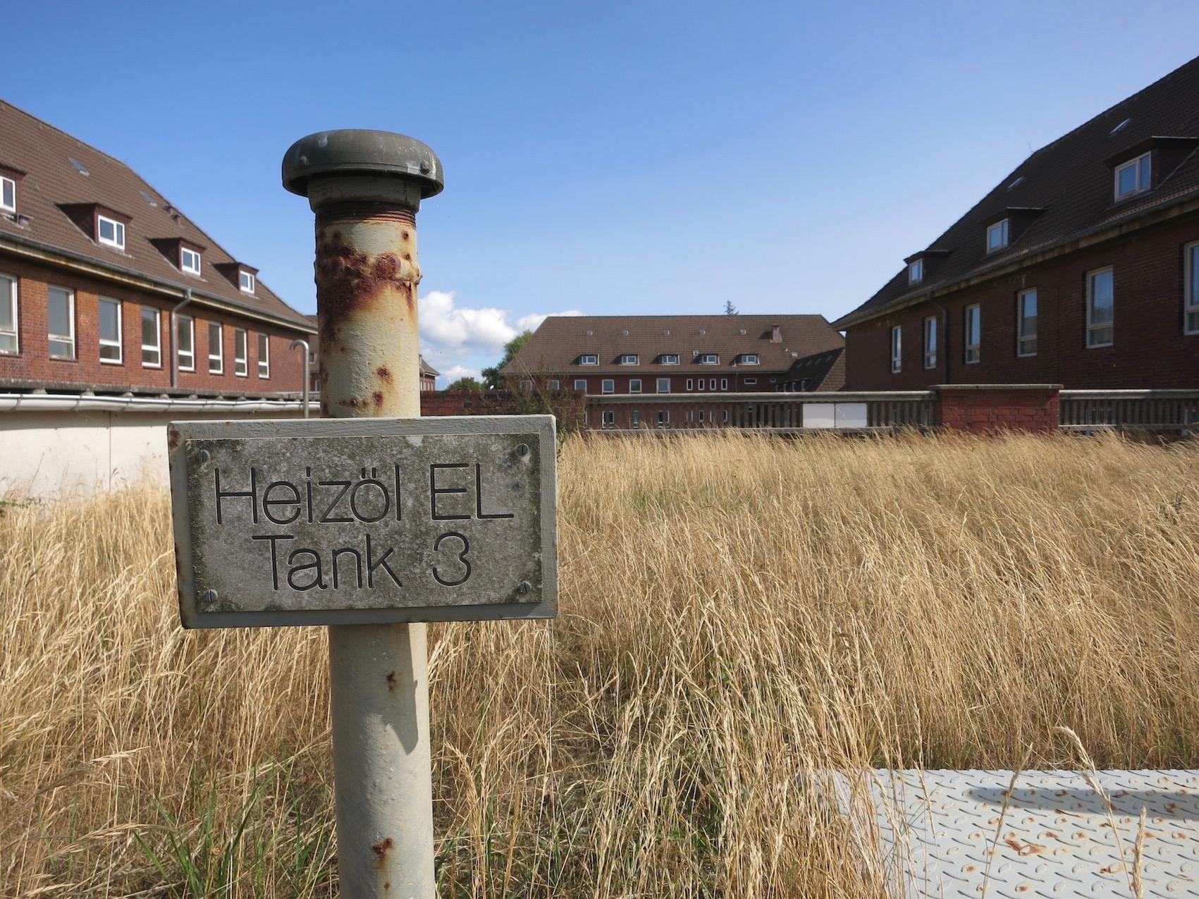Kaserne List Sylt Hafen