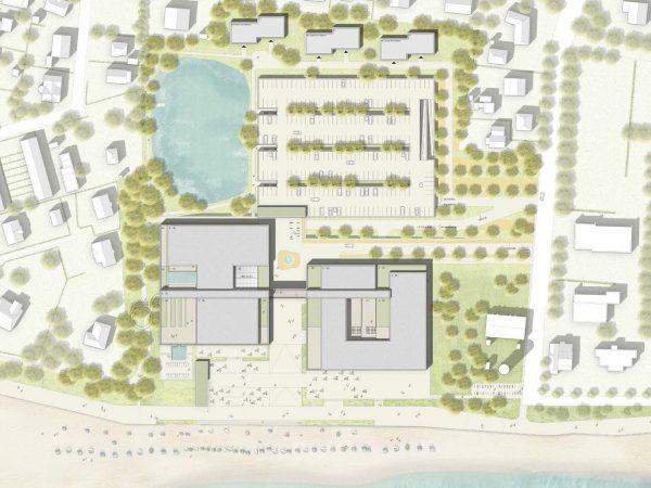 3. Preis, Wyk/Föhr, Neubau Aquaföhr-Wellenbad, 2020