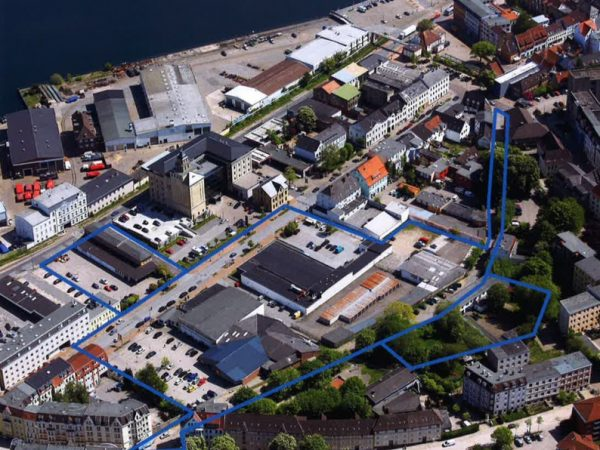 Quartierszentrum an der Walzenmühle in Flensburg, 2020