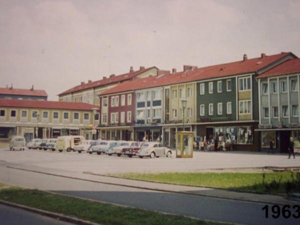Marktplatz Jürgenohl, Goslar, 2020