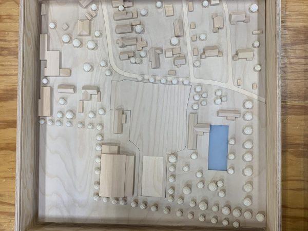 Neubau einer Kindertagesstätte, Erfde 2020