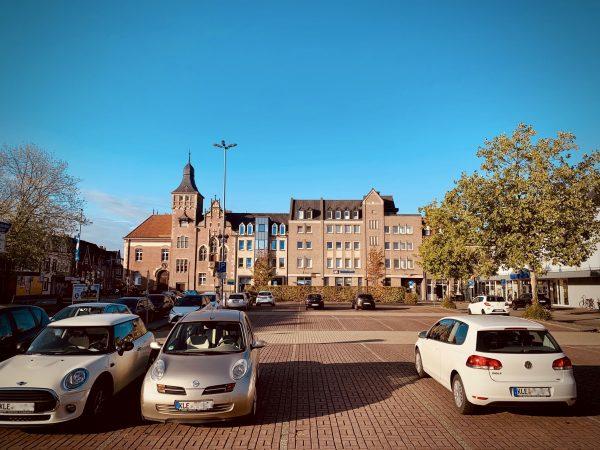 Peter-Plümpe-Platz, Kevelaer, 2020