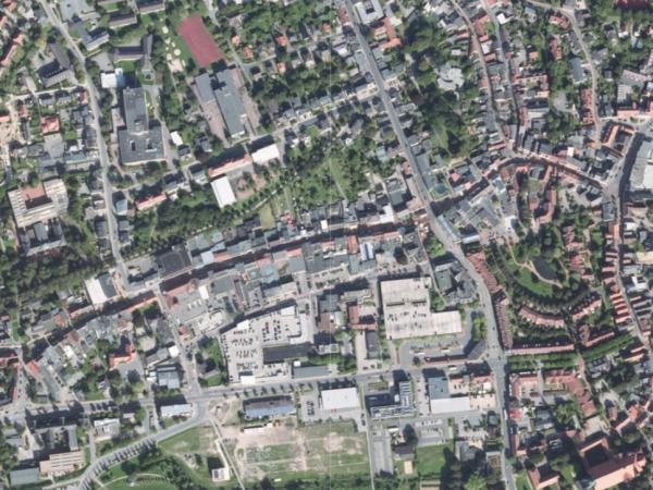 Neugestaltung Innenstadt, Schleswig, 2020