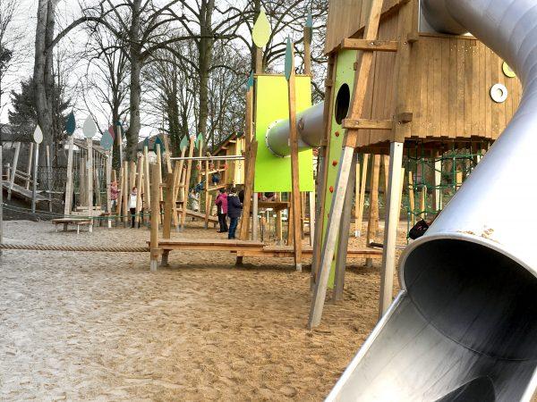 Grevesmühlen, Spielanlage Bürgerwiese, 2018